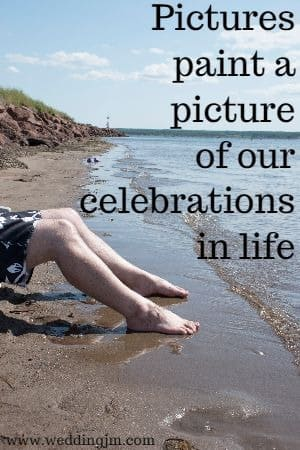 Pictures paint a picture of our celebrations in life